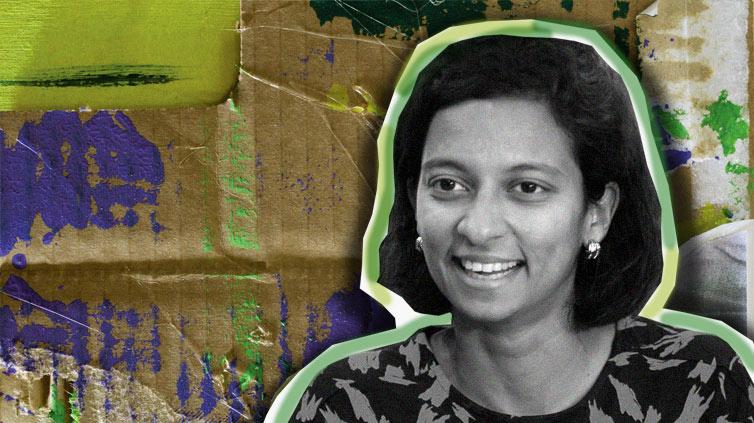 Aneesha Bharadwaj